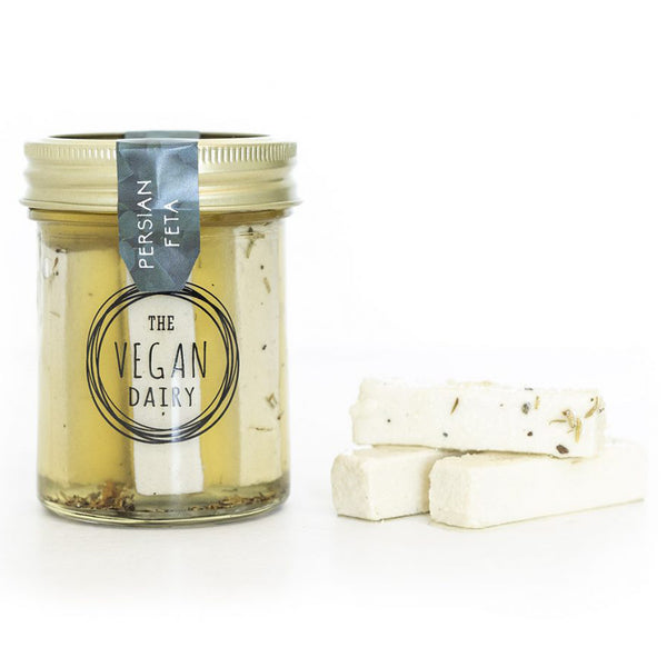 The Vegan Dairy - Persian Feta (225g)