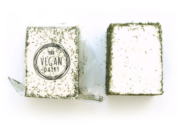 The Vegan Dairy - Dill Che'vre (190g)