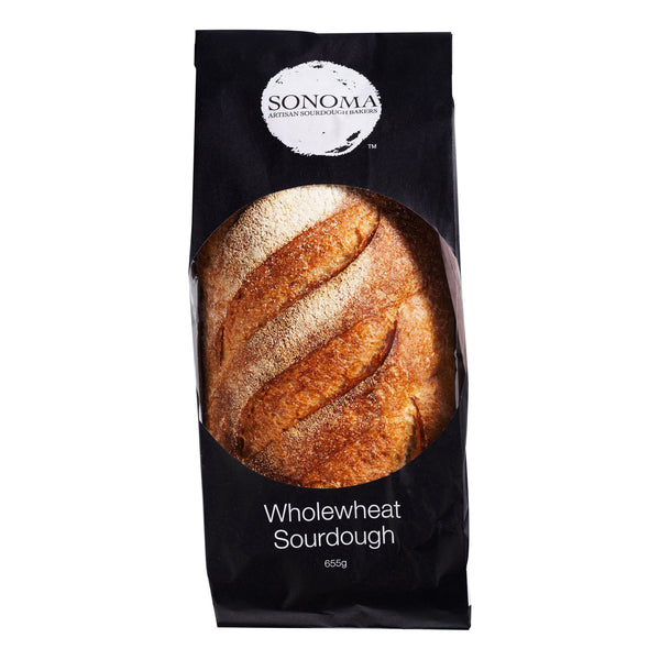 Sonoma - Bread Wholewheat (670g)