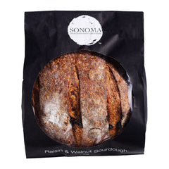 Sonoma - Bread Sourdough - Raisin & Walnut (615g)