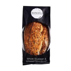 Sonoma - Bread Whole Soybean & Linseed Sourdough (625g)