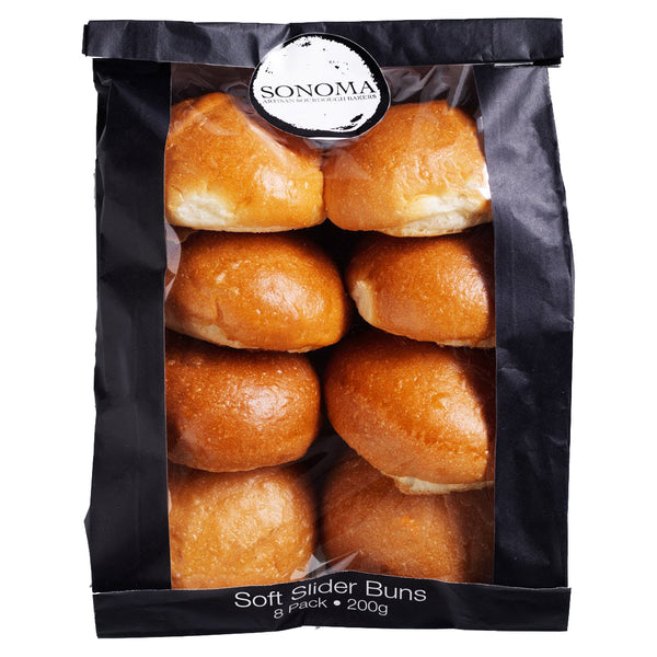 Sonoma - Bread Soft Slider Buns (8pk)