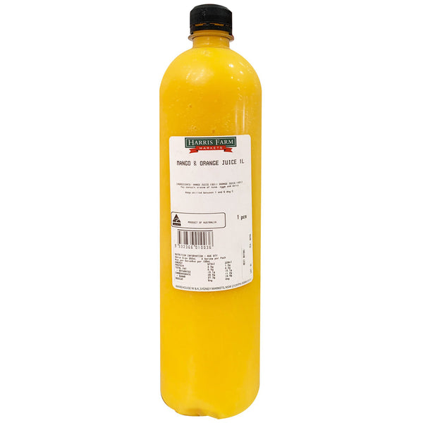 Harris Farm Fresh Mango & Orange Juice | Harris Farm Online