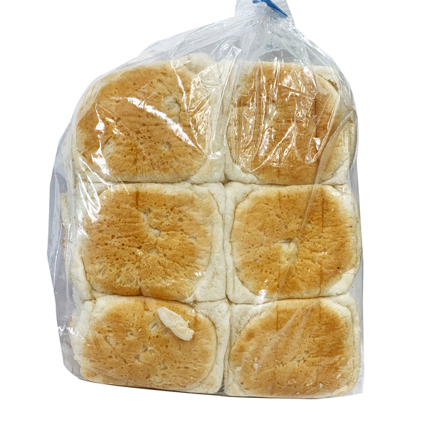 Harris Farm - Bread Rolls - White Salad (6pk)