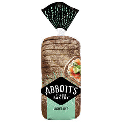Abbotts Bakery Light Rye 680g