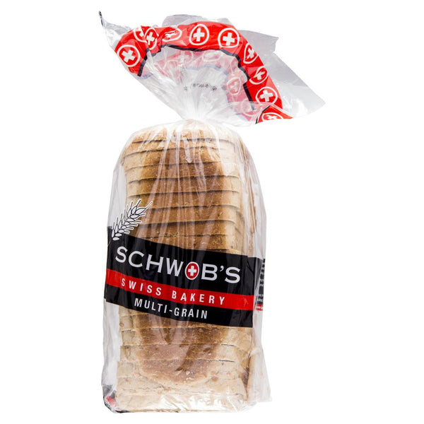 Schwobs Multi Grain Bread 900g , Z-Bakery - HFM, Harris Farm Markets  - 1