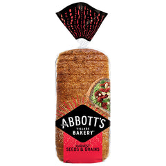 Abbotts Bakery Harvest Seeds and Grains 750g