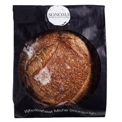 Sonoma - Bread Wholewheat Miche (570g)