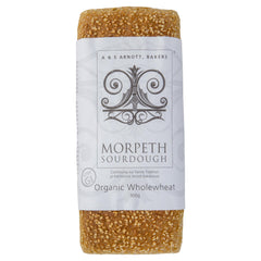 Morpeth Sourdough Organic Wholewheat 900g , Z-Bakery - HFM, Harris Farm Markets  - 1