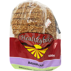 Healthybake - Bread Bavarian - Organic Sourdough | Harris Farm Online