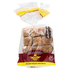 Healthybake Ancient Grains Mini Rolls 12PK , Z-Bakery - HFM, Harris Farm Markets  - 1