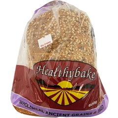 Healthybake Wholemeal Ancient Grains and Seed Organic Sourdough | Harris Farm Online