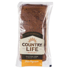 Country Life Bakery Gluten & Dairy Free Multigrain Bread 580g , Z-Bakery - HFM, Harris Farm Markets  - 1