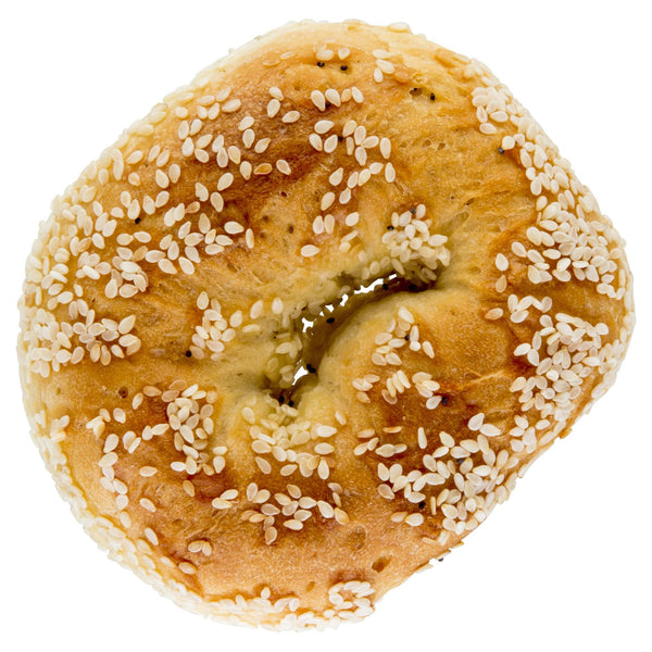 Wellington St Bagel Sesame Seed 350g , Z-Bakery - HFM, Harris Farm Markets