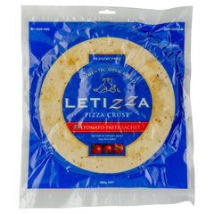 Letizza Pizza Crust Plus Tomato Paste Sachet 385g , Grocery-Pasta - HFM, Harris Farm Markets  - 1