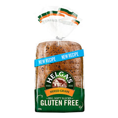 Helgas - Bread Gluten Free - Mixed Grain (500g)