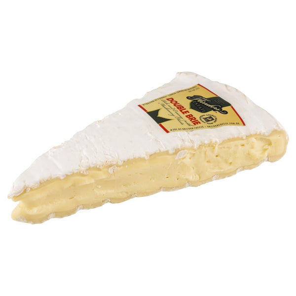 Flinders Estate Double Brie Cheese 185g-250g , Frdg1-Cheese - HFM, Harris Farm Markets