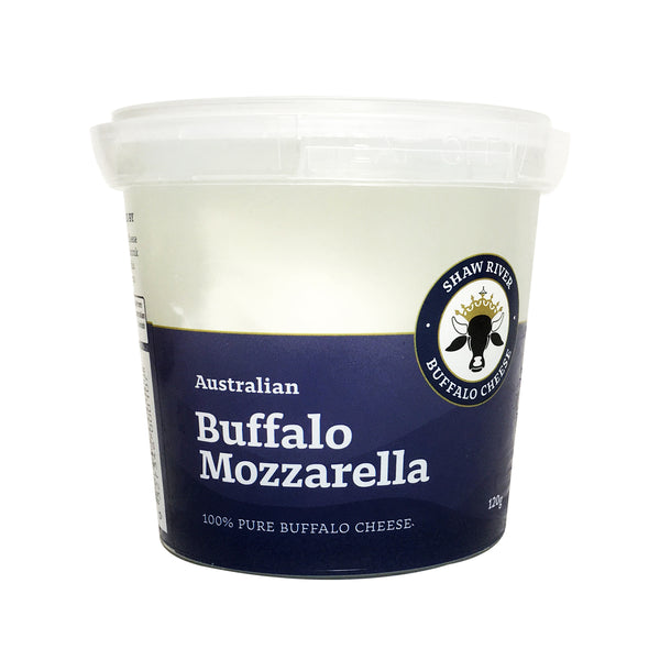 Shaw River Buffalo Mozzarella Cheese 120g