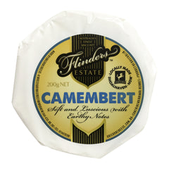 Flinders Estate Camembert | Harris Farm Online