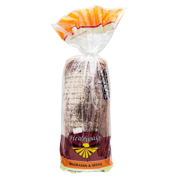 Healthybake Khorasan Seeds Organic Sourdough 600g , Z-Bakery - HFM, Harris Farm Markets  - 1
