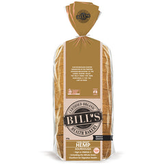 Bills - Bread Carb Smart HEMP - Organic (620g)