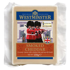 Westminster - Smoked Cheddar | Harris Farm Online
