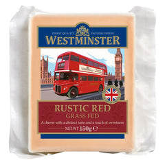 Westminster - Rustic Red Cheddar | Harris Farm Online