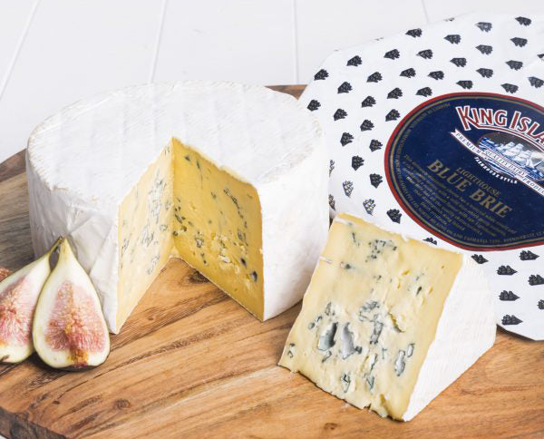 Blue Cheese - Lighthouse Blue Brie (130-180g) King Island