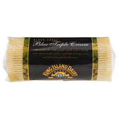Blue Cheese King Island Black Label 120-180g , Frdg1-Cheese - HFM, Harris Farm Markets  - 1