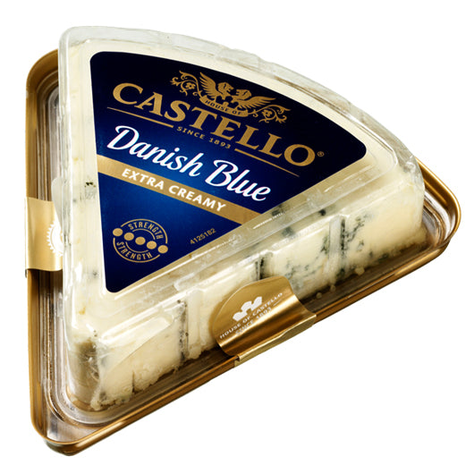 Castello Danish Blue Cheese Extra Creamy 100g