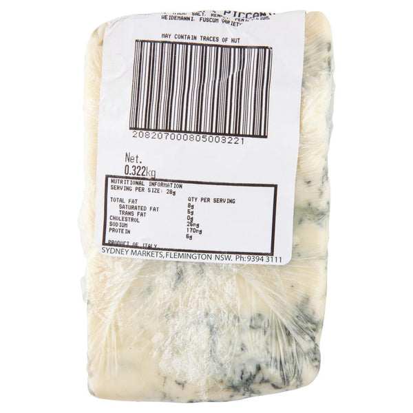 Blue Cheese Gorgonzola Piccante 120-160g , Frdg1-Cheese - HFM, Harris Farm Markets  - 2