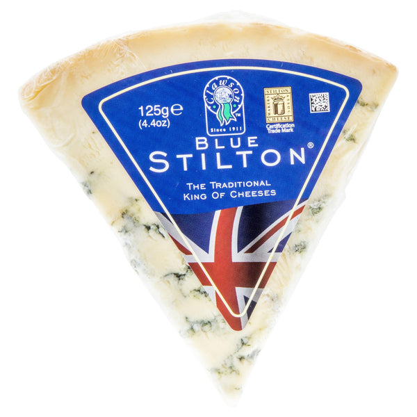 Blue Cheese Clawson Stilton 125g , Frdg1-Cheese - HFM, Harris Farm Markets  - 1