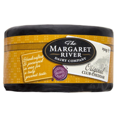 Cheddar Margaret River Original Club 150g , Frdg1-Cheese - HFM, Harris Farm Markets  - 1