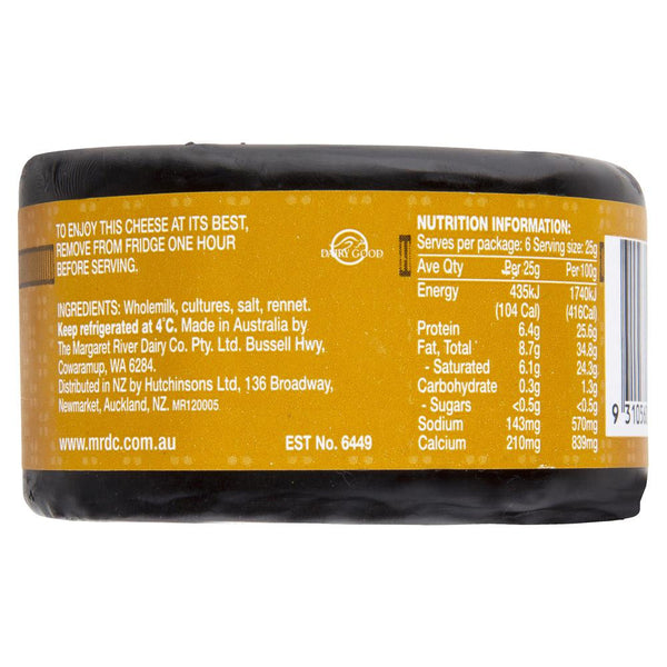 Cheddar Margaret River Original Club 150g , Frdg1-Cheese - HFM, Harris Farm Markets  - 2
