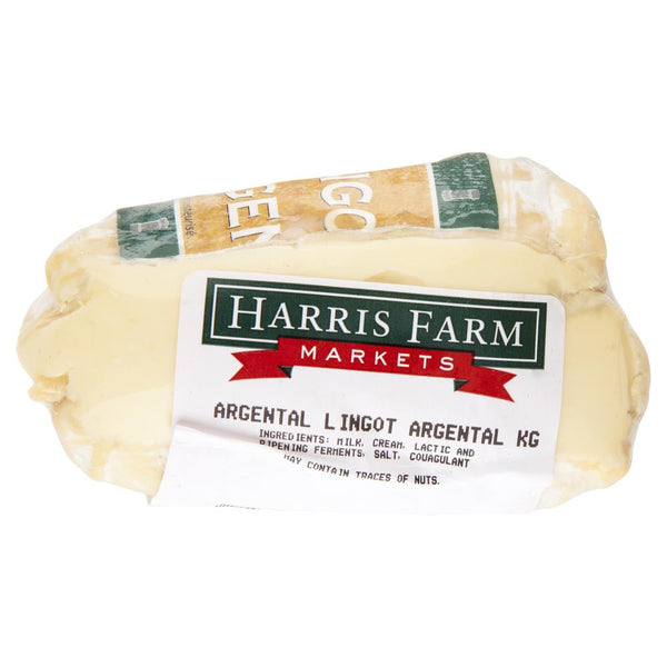 Brie Lingot Argental 110-160g , Frdg1-Cheese - HFM, Harris Farm Markets  - 2