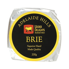 Brie - Cheese Wheel (200g) Adelaide Hills