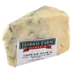 Blue Cheese Clawson Stilton 150-200g , Frdg1-Cheese - HFM, Harris Farm Markets  - 1