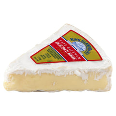 Brie King Island Cape Wickham Double Cream 110g , Frdg1-Cheese - HFM, Harris Farm Markets  - 1