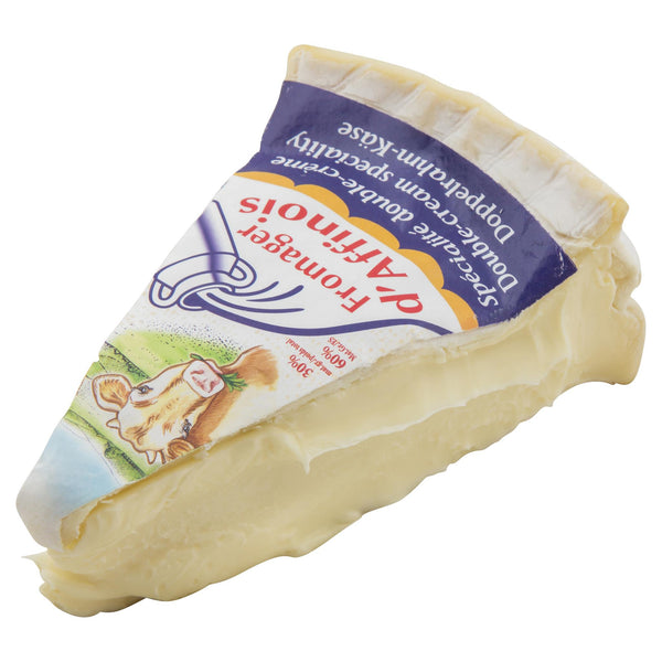 Brie Fromager Daffinois French Double Cream 170-230g , Frdg1-Cheese - HFM, Harris Farm Markets  - 1