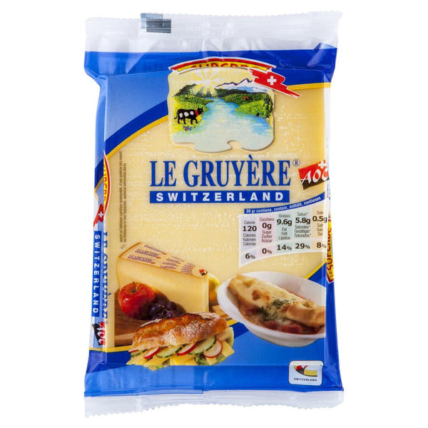 Swiss Cheese Le Gureyere 195g , Frdg1-Cheese - HFM, Harris Farm Markets  - 1