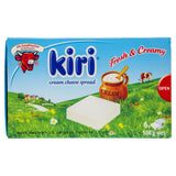 Kiri Cream Cheese Spread 108g , Frdg1-Cheese - HFM, Harris Farm Markets  - 1