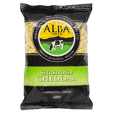 Alba Shredded Cheddar Cheese 500g , Frdg1-Cheese - HFM, Harris Farm Markets  - 1