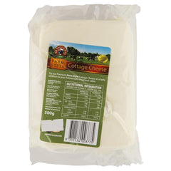 Cottage Cheese Brancourts Farm Style 500g , Frdg1-Cheese - HFM, Harris Farm Markets  - 1