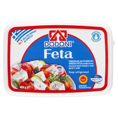 Feta Dodoni 400g , Frdg1-Cheese - HFM, Harris Farm Markets  - 1
