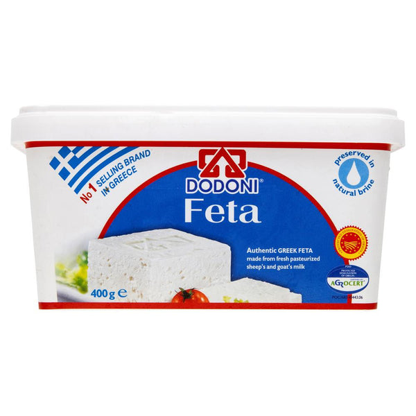 Feta Dodoni 400g , Frdg1-Cheese - HFM, Harris Farm Markets  - 2