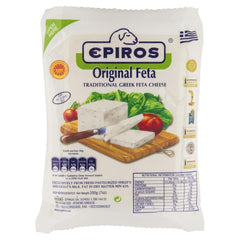Epiros Original Traditional Greek Feta Cheese 200g , Frdg1-Cheese - HFM, Harris Farm Markets  - 1
