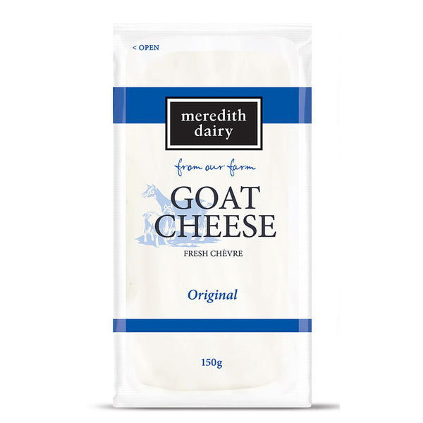 Meredith Dairy - Fresh Goat Cheese - CHÈVRE Original | Harris Farm Online