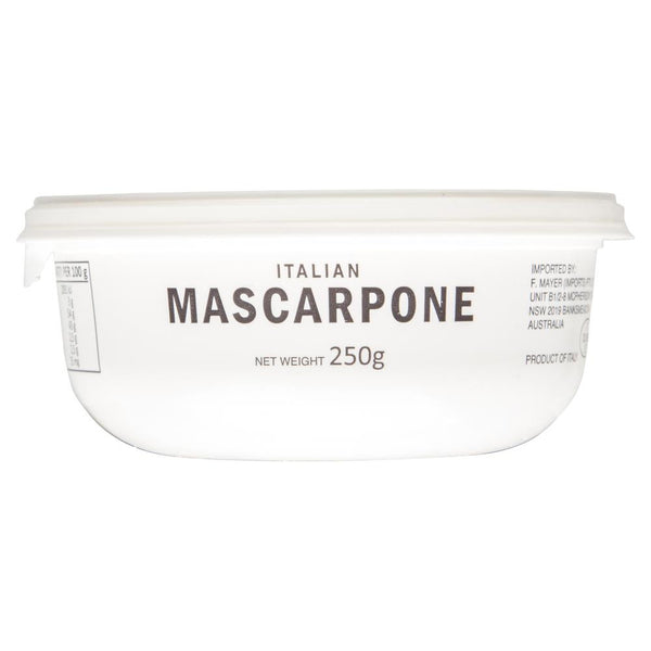 Mascarpone Cheese Latteria Sociale Mantova Italian 250g , Frdg1-Cheese - HFM, Harris Farm Markets  - 2