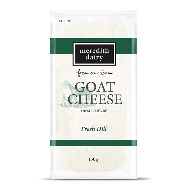 Meredith Dairy - Goat Cheese - Fresh Che'vre - Fresh Dill | Harris Farm Online