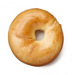 Glicks - Bread Bagel - Plain (each)